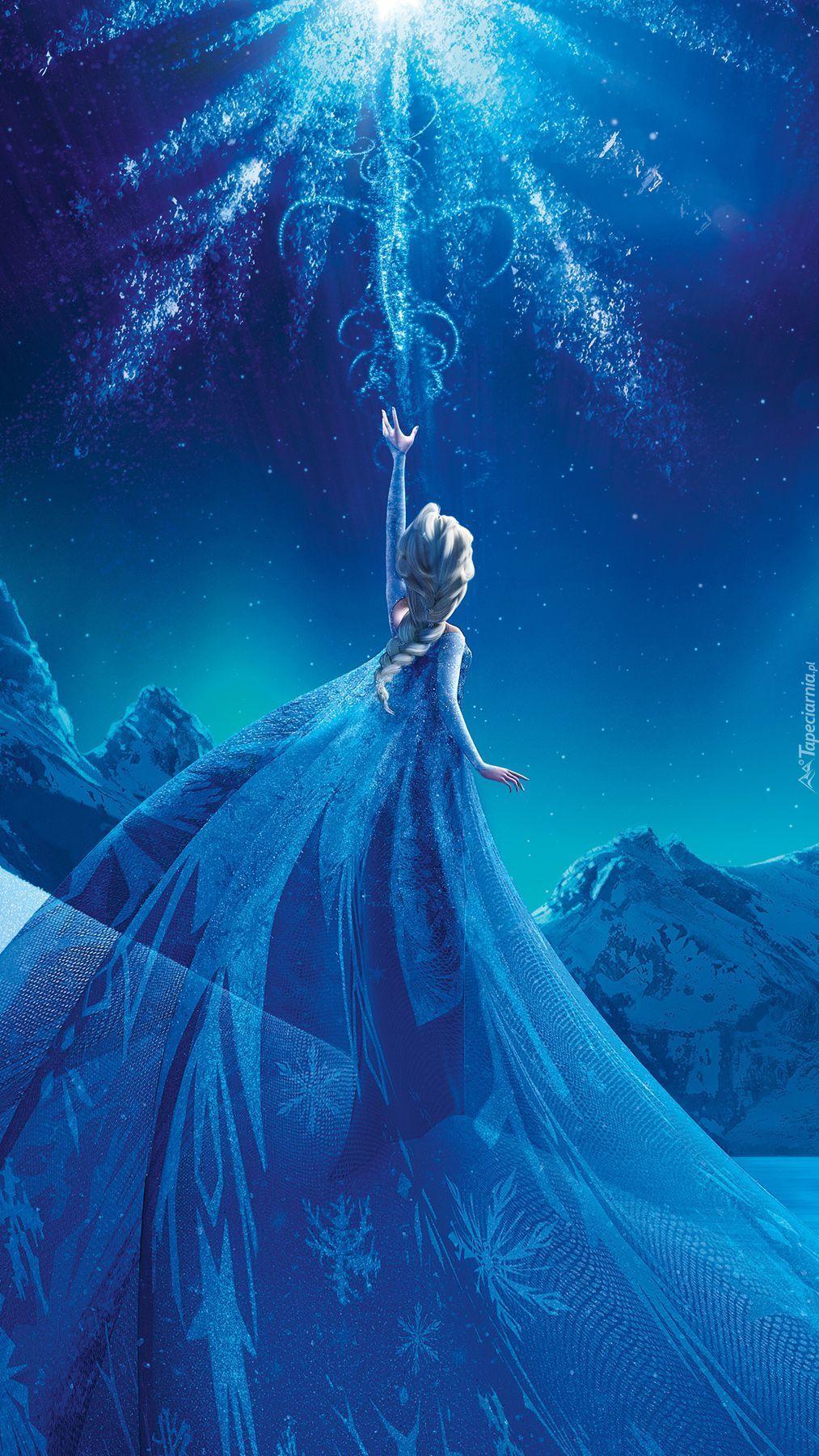 Księżniczka Elza z Krainy lodu