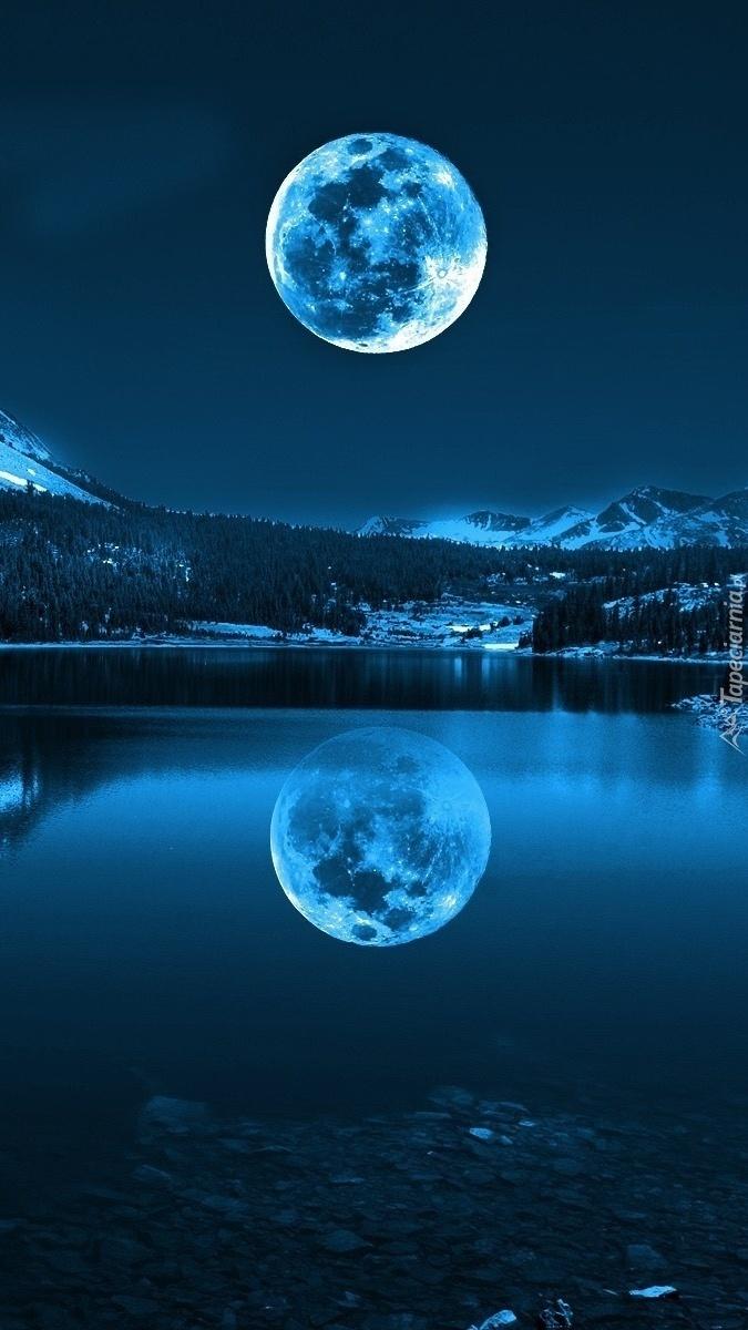 Księżyc latarnia ziemi