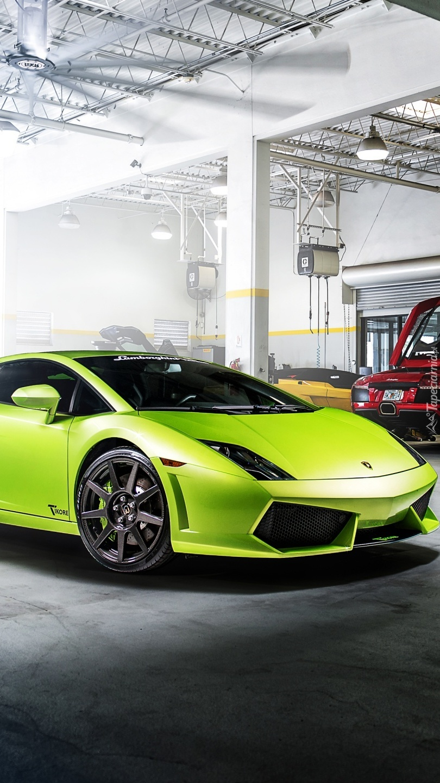 Lamborghini Gallardo by Tikore Industries
