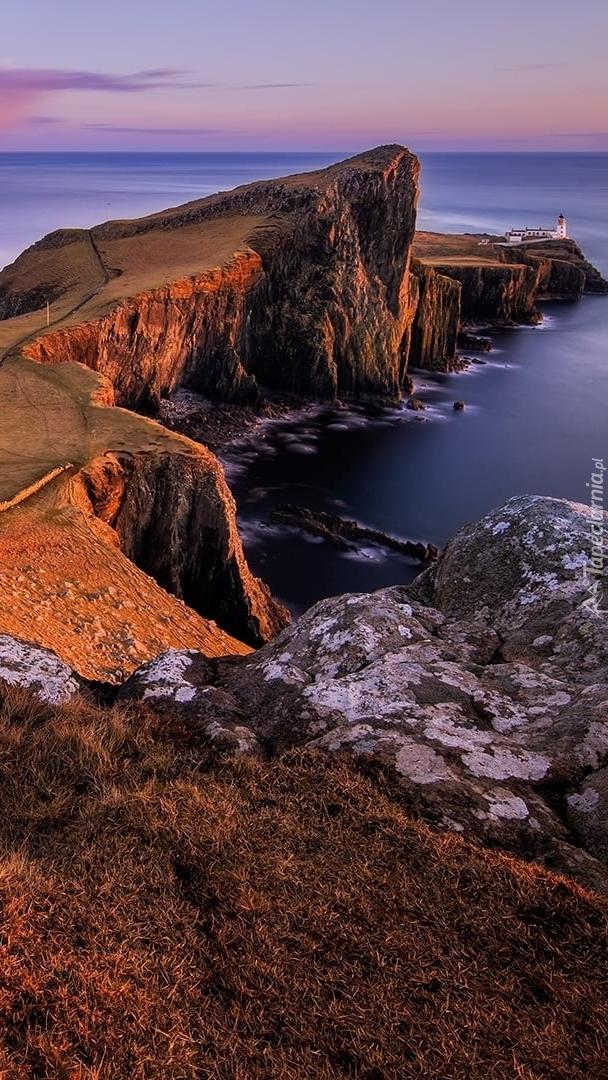 Latarnia morska Neist Point Lighthouse