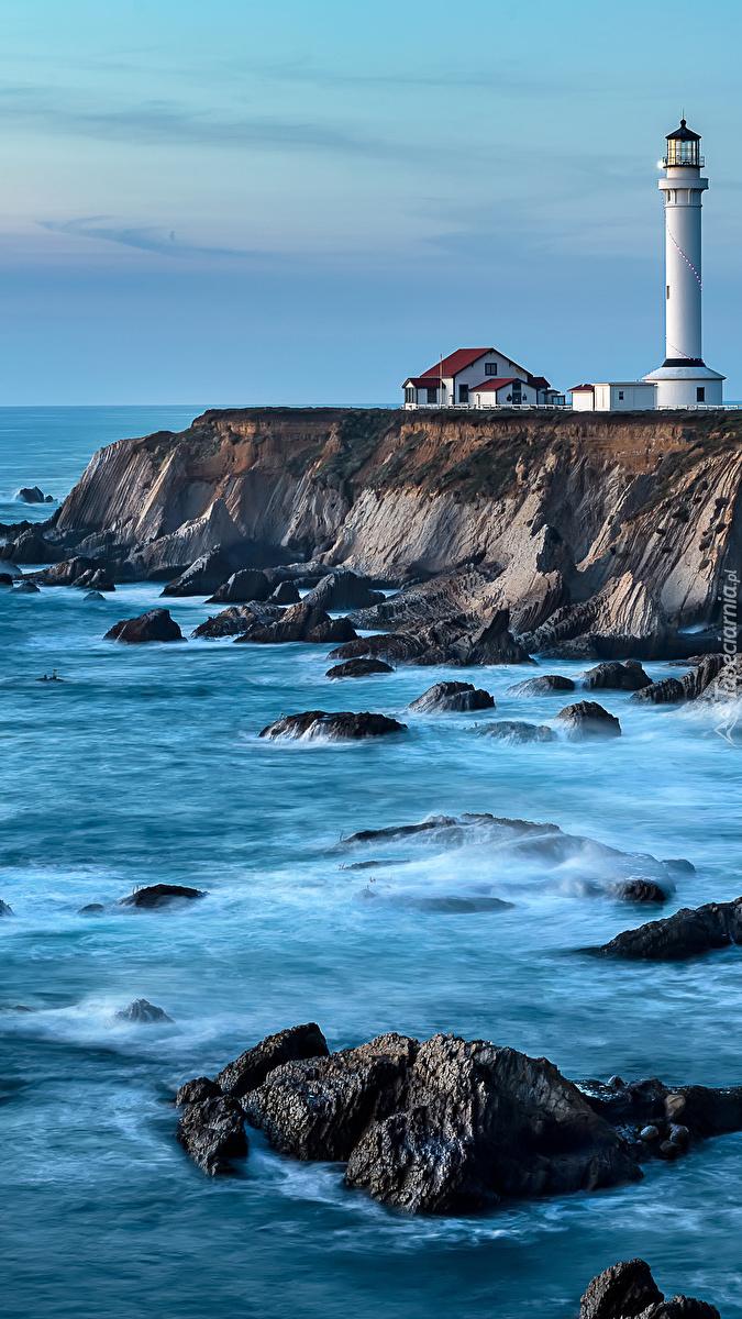 Latarnia morska Point Arena Lighthouse