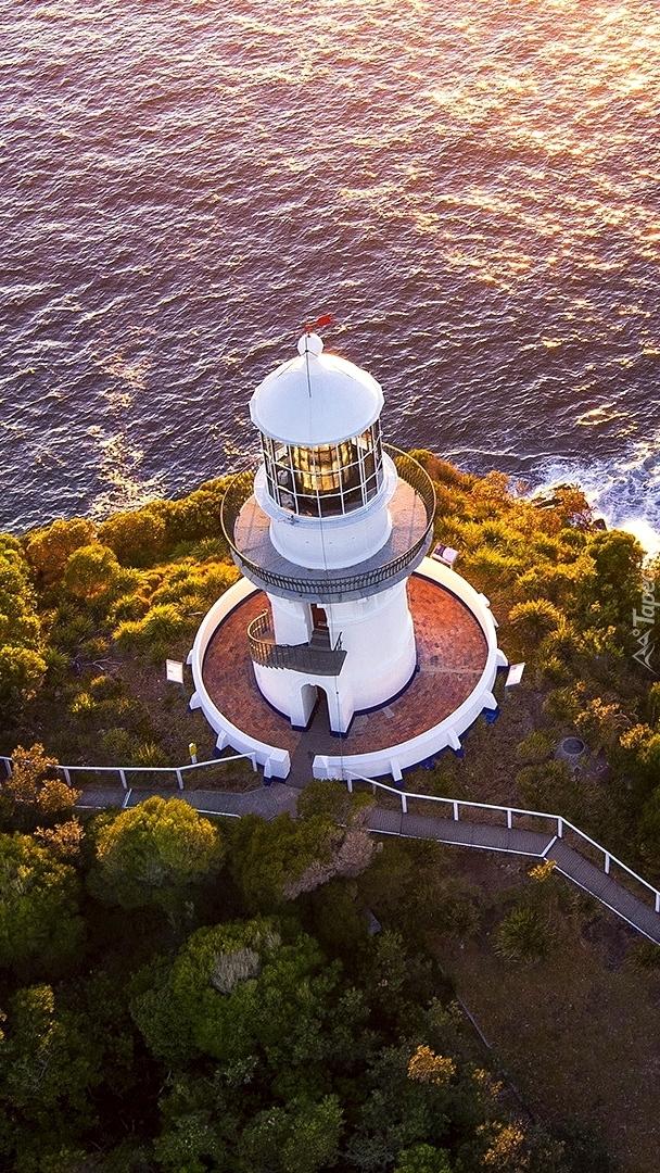 Latarnia morska Sugarloaf Point Lighthouse