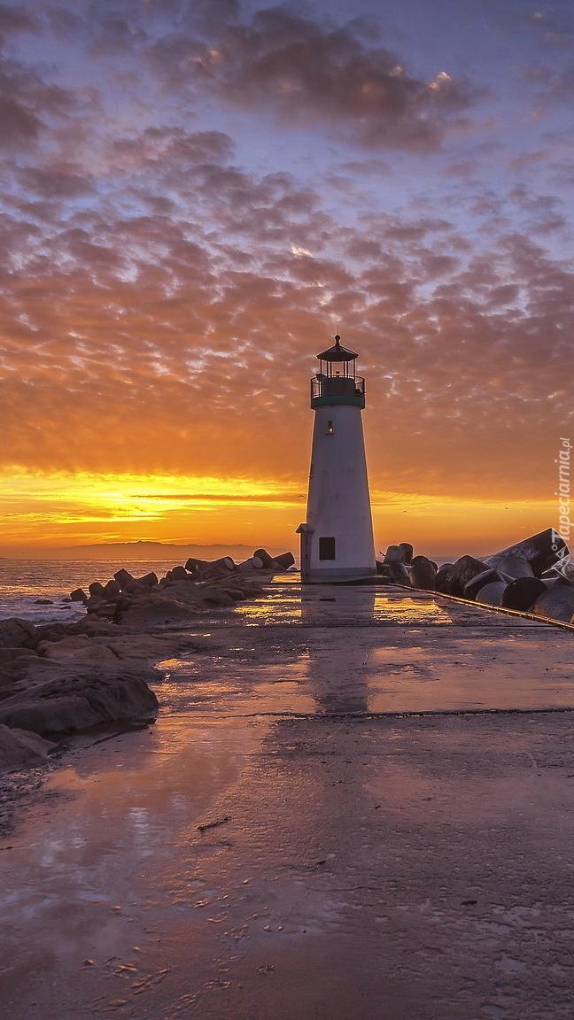 Latarnia morska Walton Lighthouse