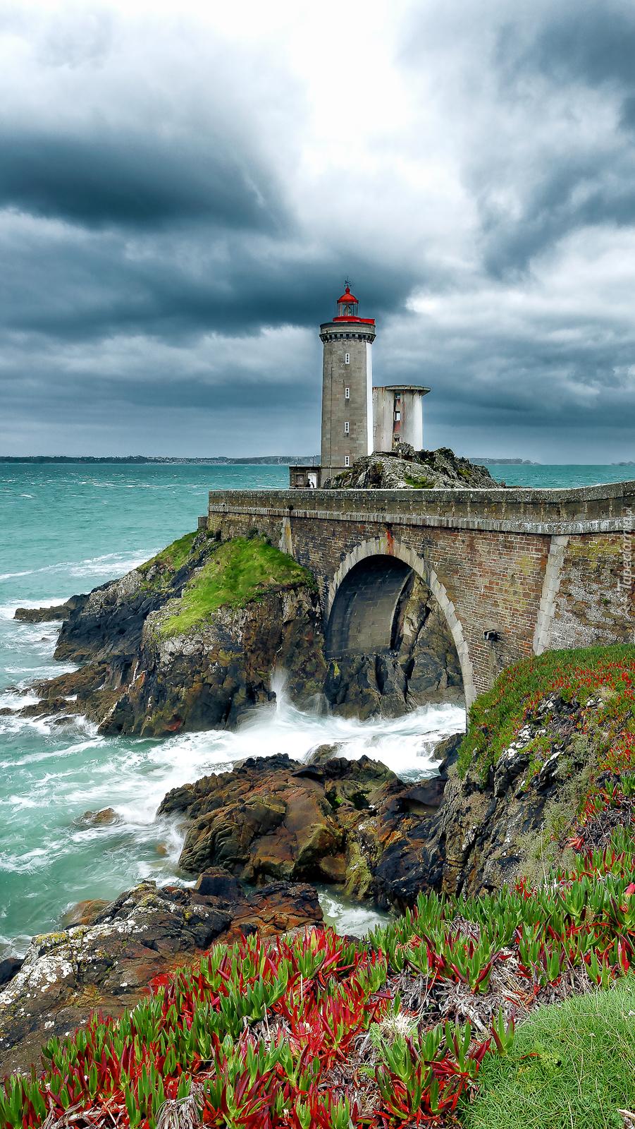 Latarnia morska we Francji