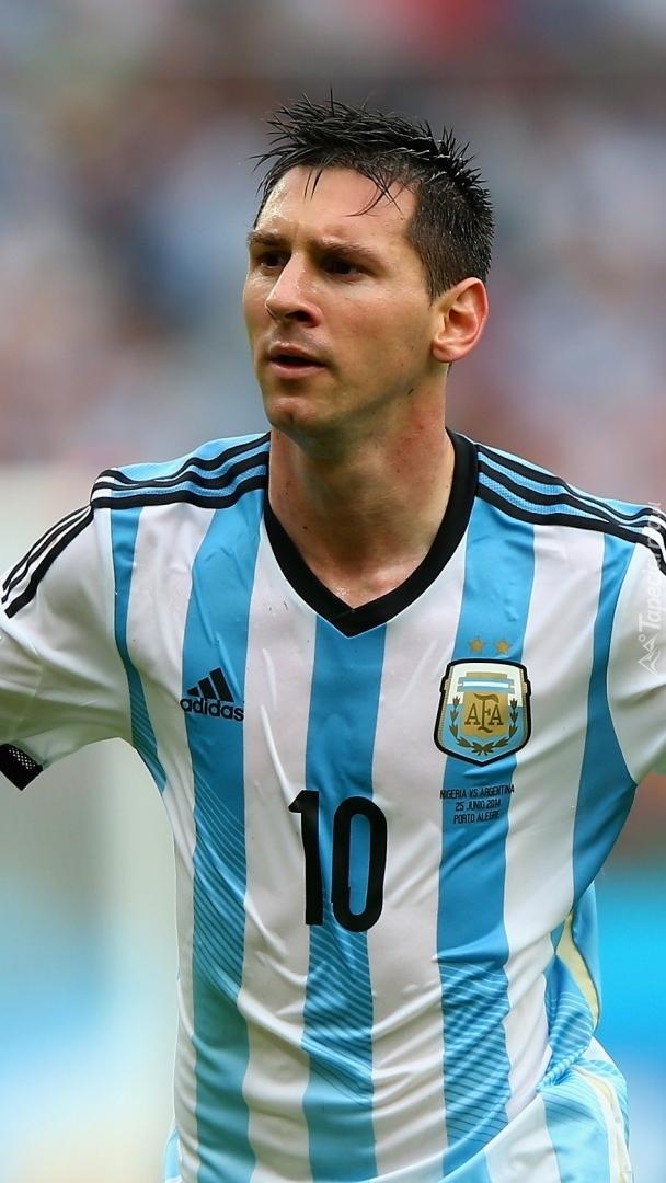 Lionel Messi najlepszy w Barsie