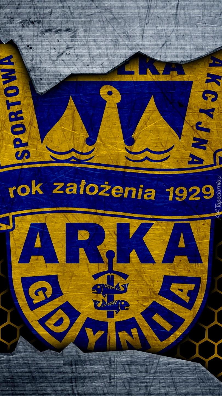 Logo Arki Gdynia
