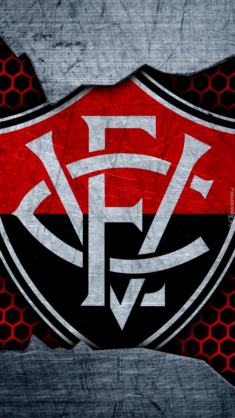 Logo klubu piłkarskiego EC Vitória