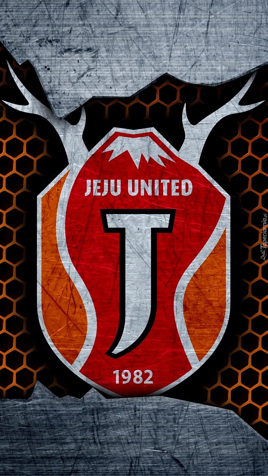 Logo klubu piłkarskiego Jeju United FC