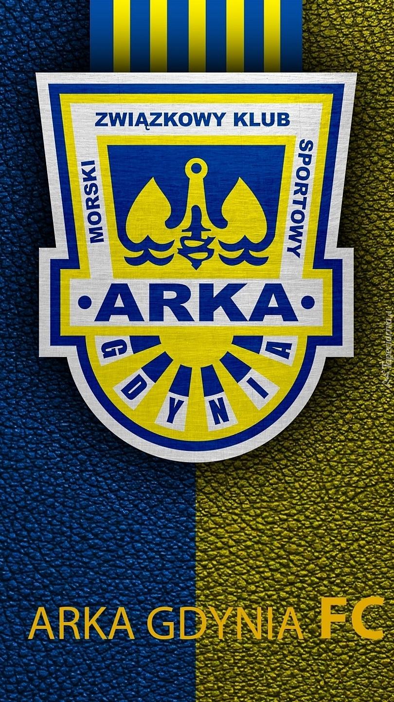 Logo klubu piłki nożnej Arka Gdynia