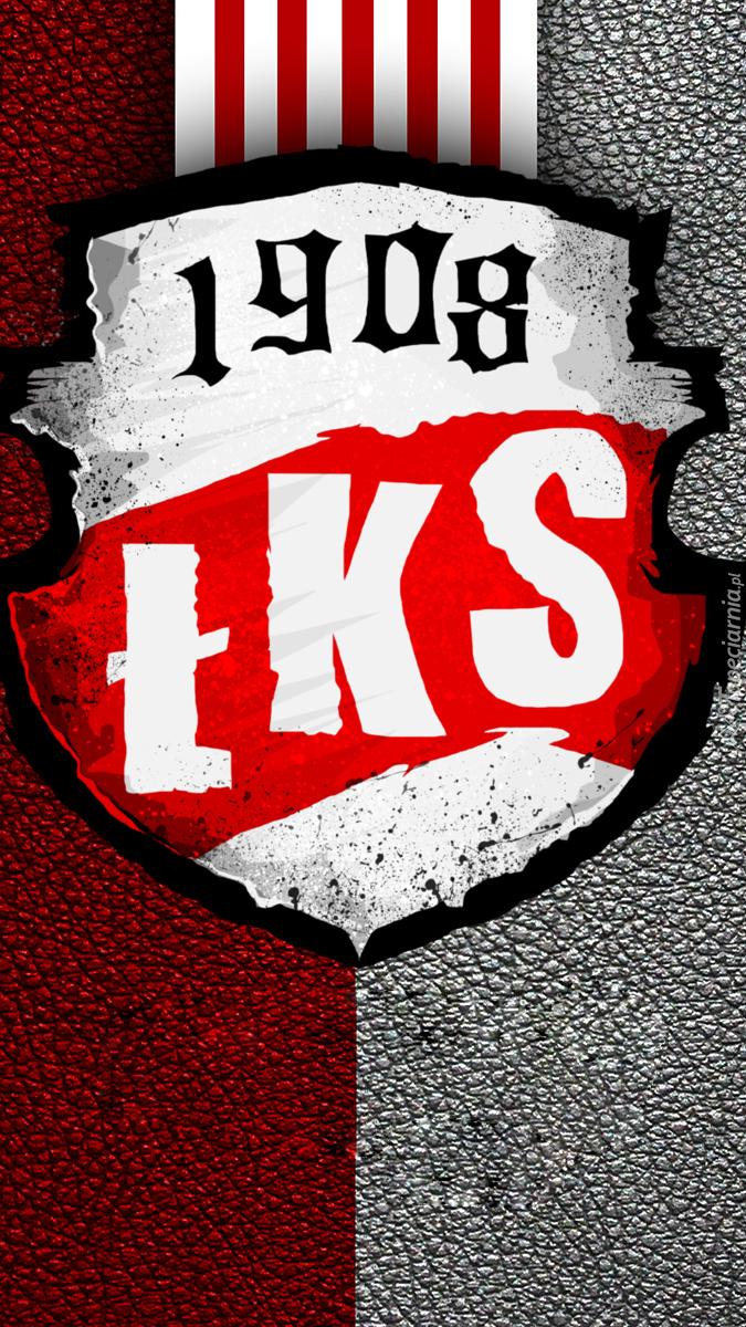 Logo ŁKS Łódź
