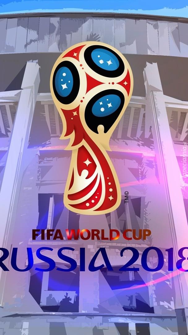 Logo Mundialu 2018