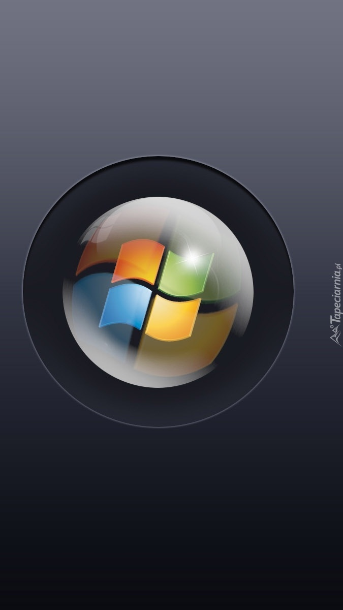 Logo w szklanym oku