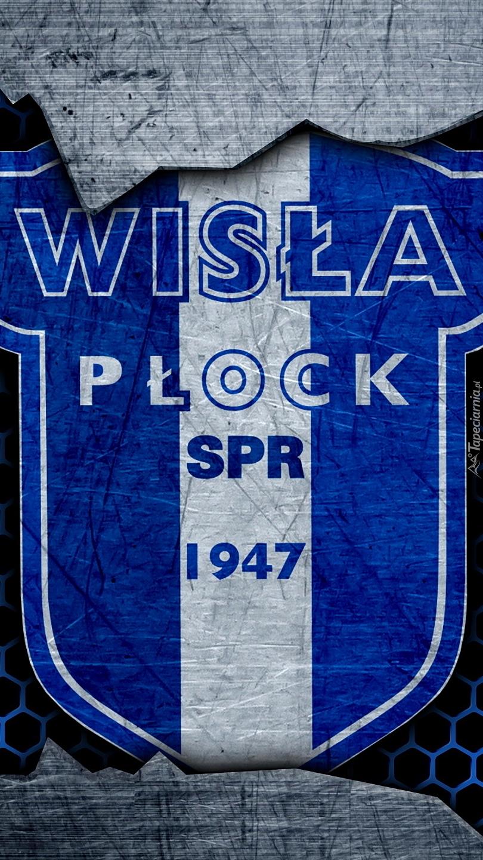 Logo Wisły Płock