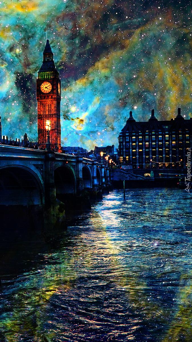 Londyn graficznie