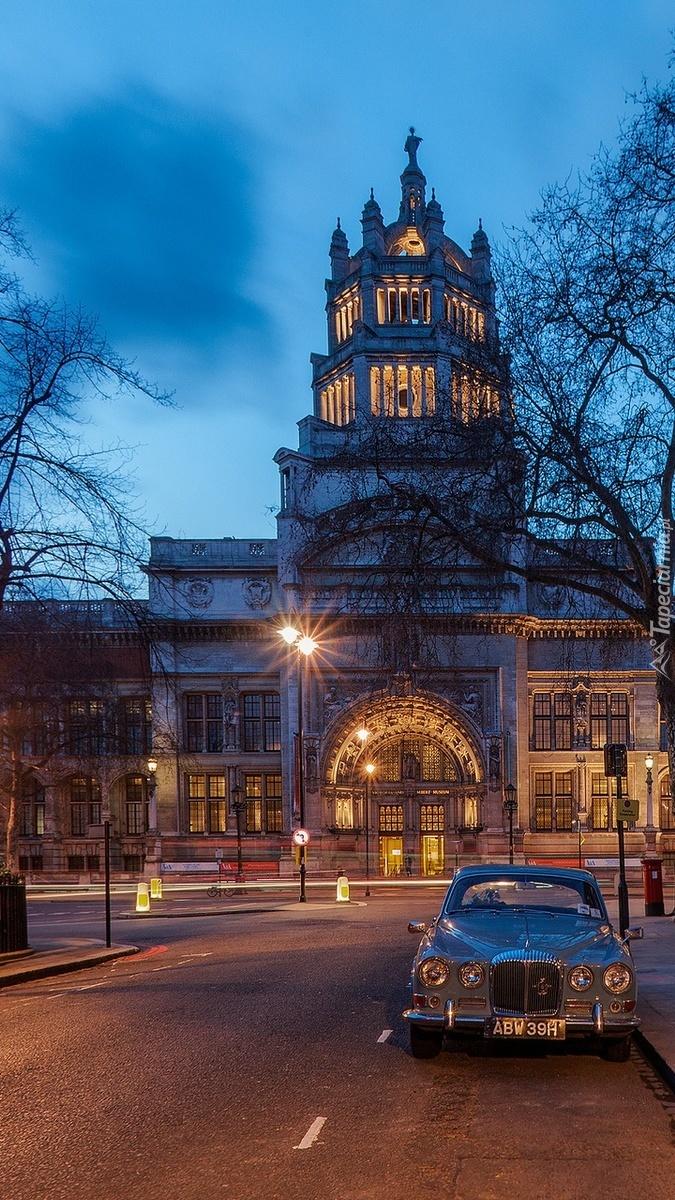 Londyńskie muzeum Wiktorii i Alberta