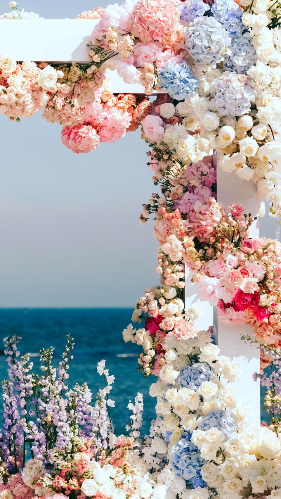 Łuk kwiatowy