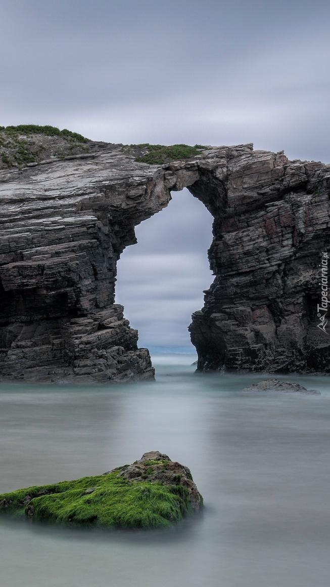 Łuk skalny