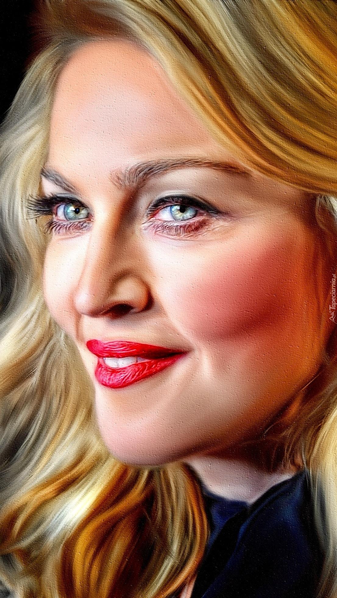 Madonna w grafice