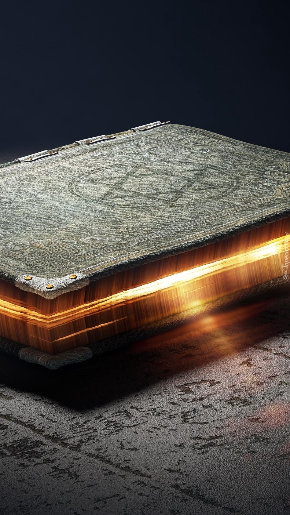 Magiczna księga