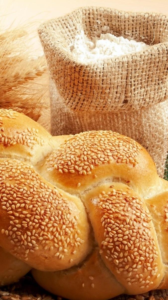 Mąka i chałka