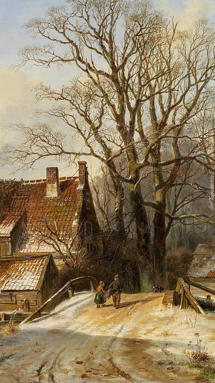 Malarstwo Fransa Arnolda Breuhaus de Groota