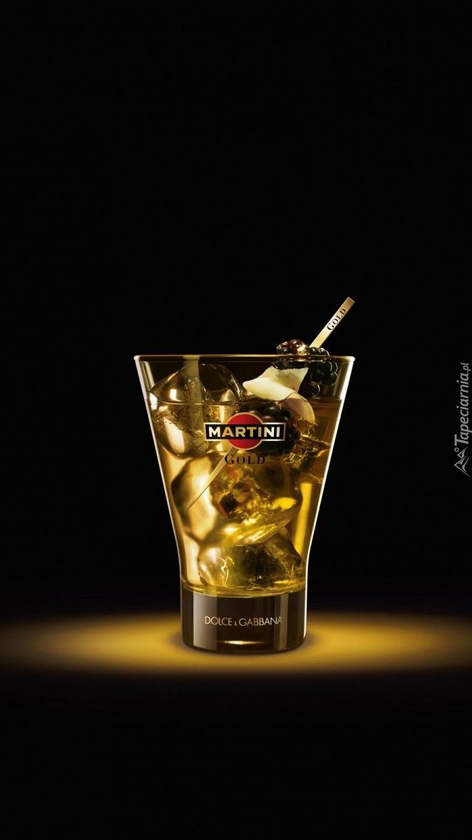Martini z lodem