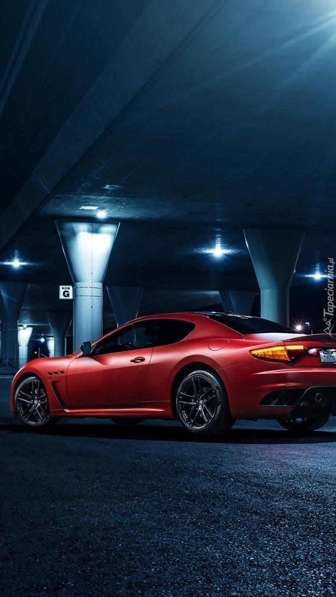 Maserati Gran Turismo MC Sportline