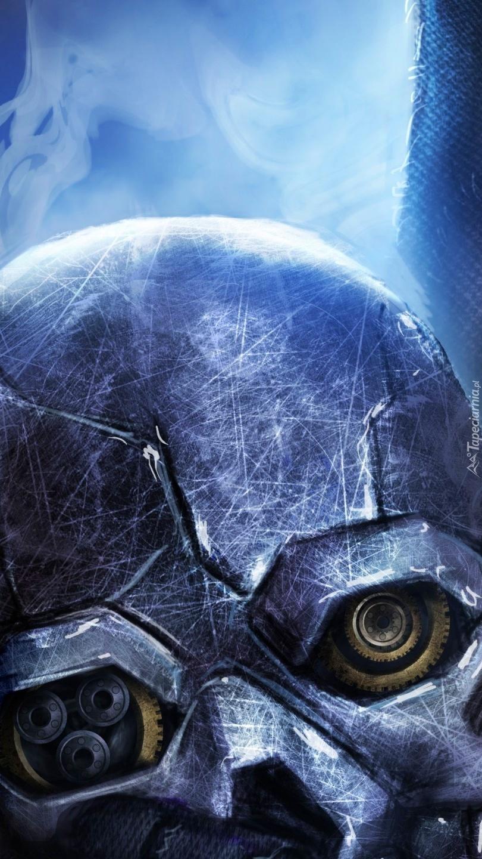 Maska z gry Dishonored