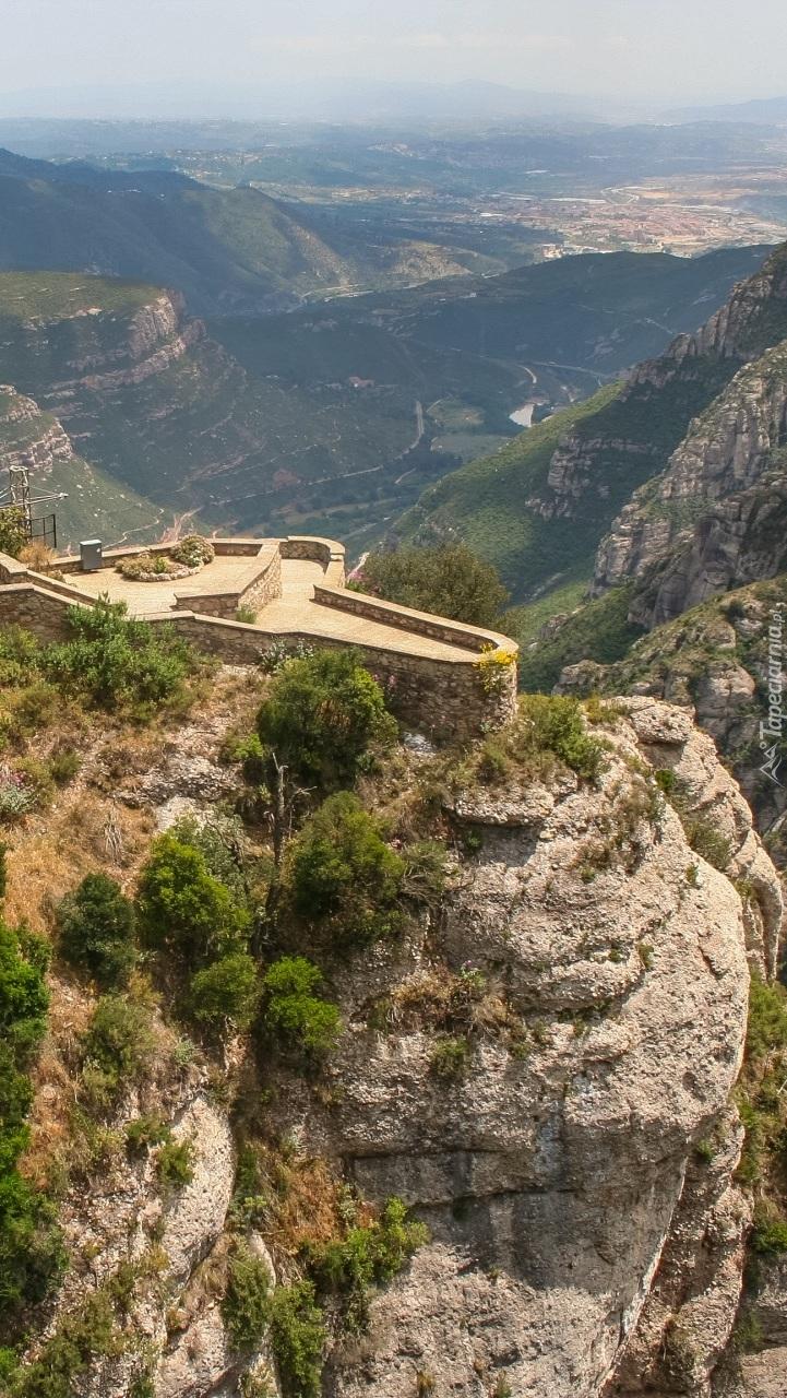 Masyw górski Montserrat