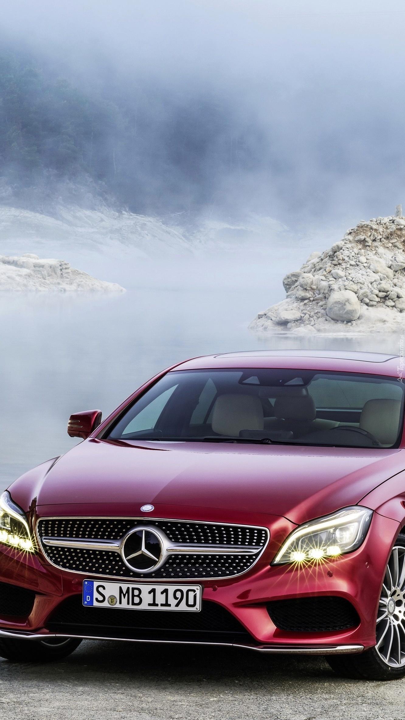 Mercedes Benz Cls 500 we mgle