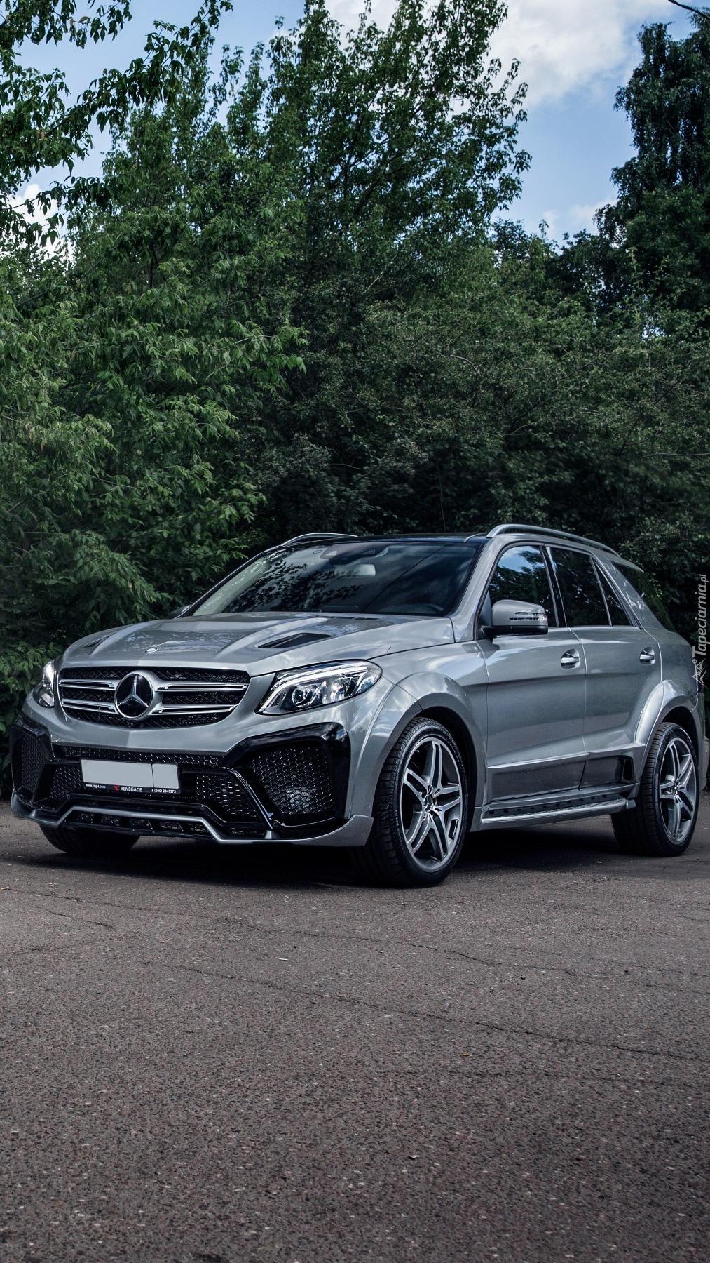Mercedes-Benz GLE SUV W166