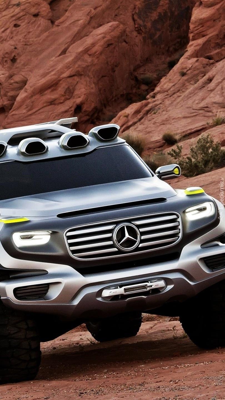 Mercedes Ener G Force