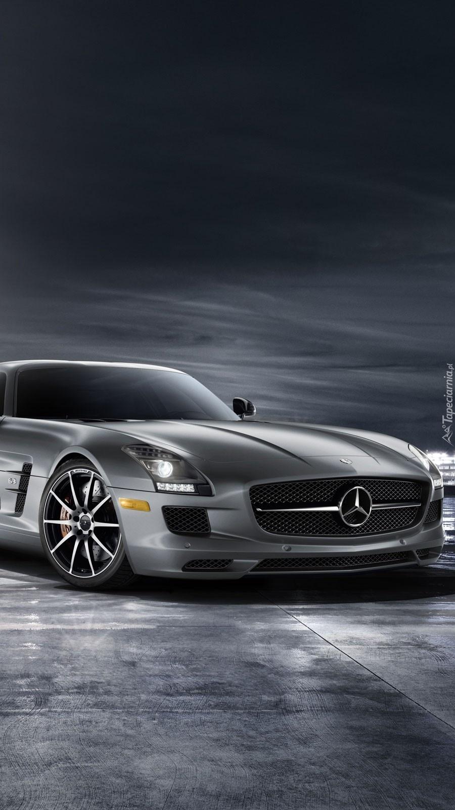 Mercedes SLS GT AMG