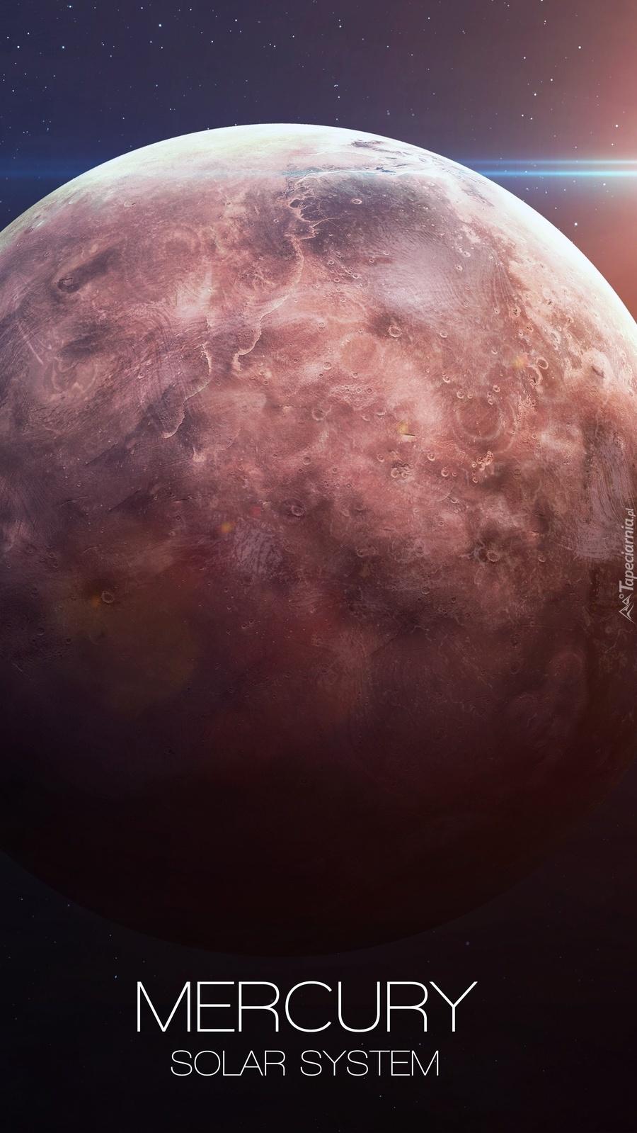 Merkury pod lupą