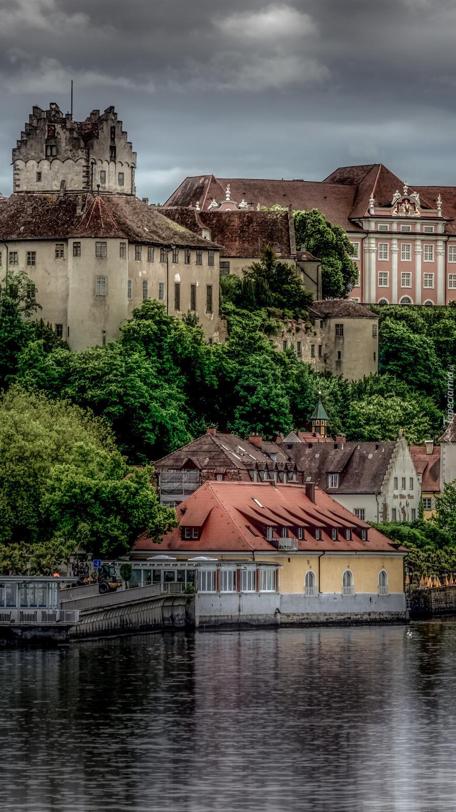 Mersburg nad jeziorem Bodeńskim
