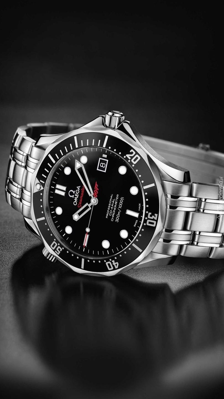 Męski zegarek Omega