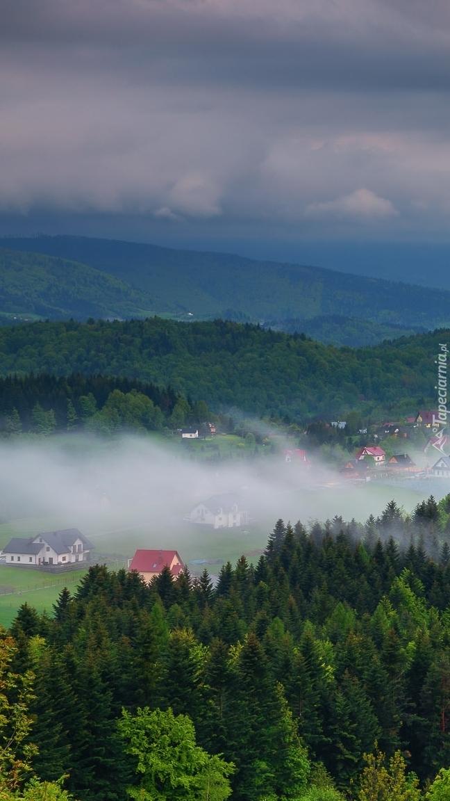 Mgła nad Zawoją