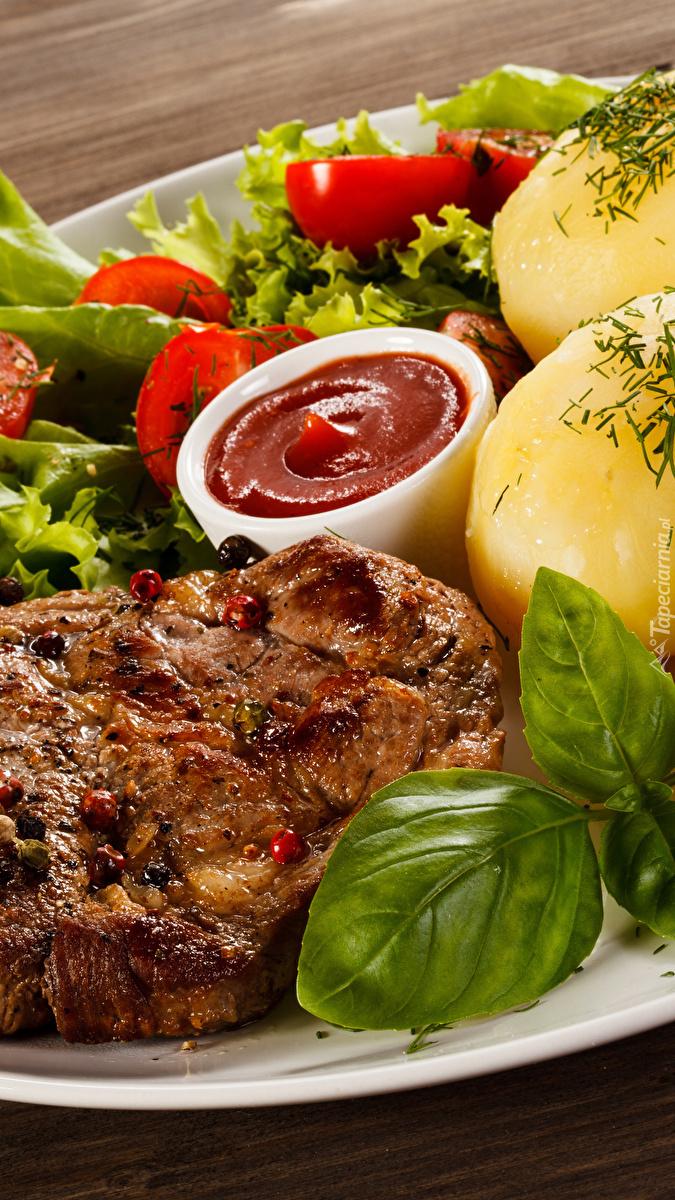 Mięso z ziemniakami