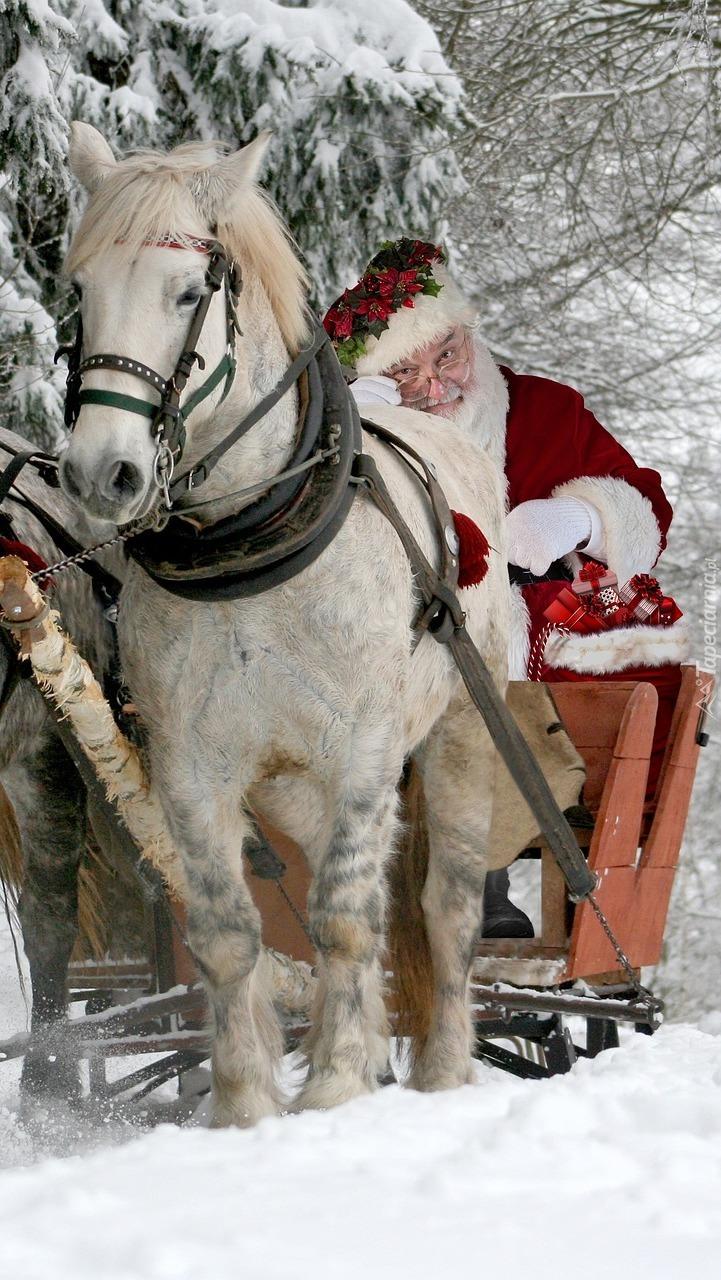 Mikołaj już do nas jedzie