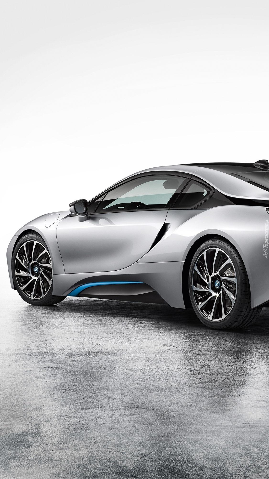 model BMW i8