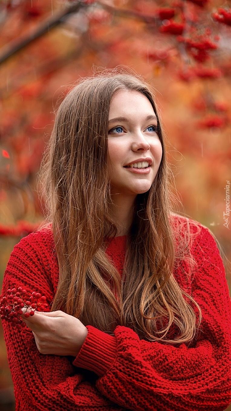 Modelka Kristina Vostrukhina