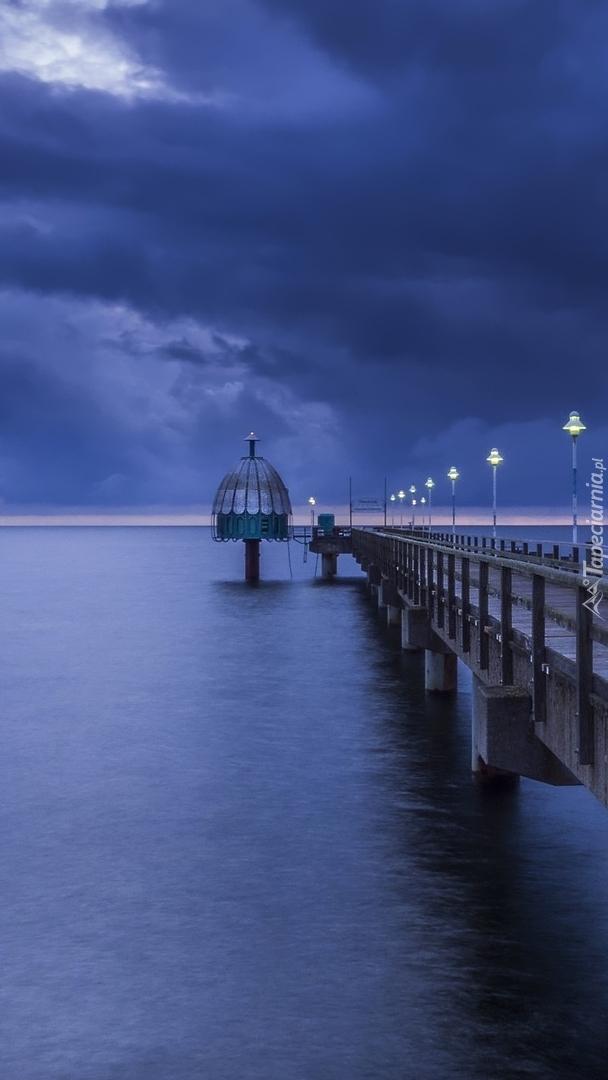 Molo nad Bałtykiem