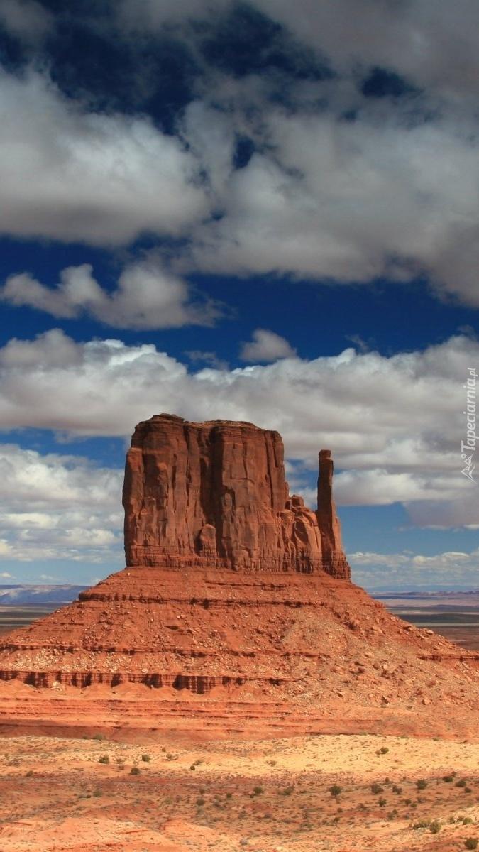 Monument Valley na Wyżynie Kolorado