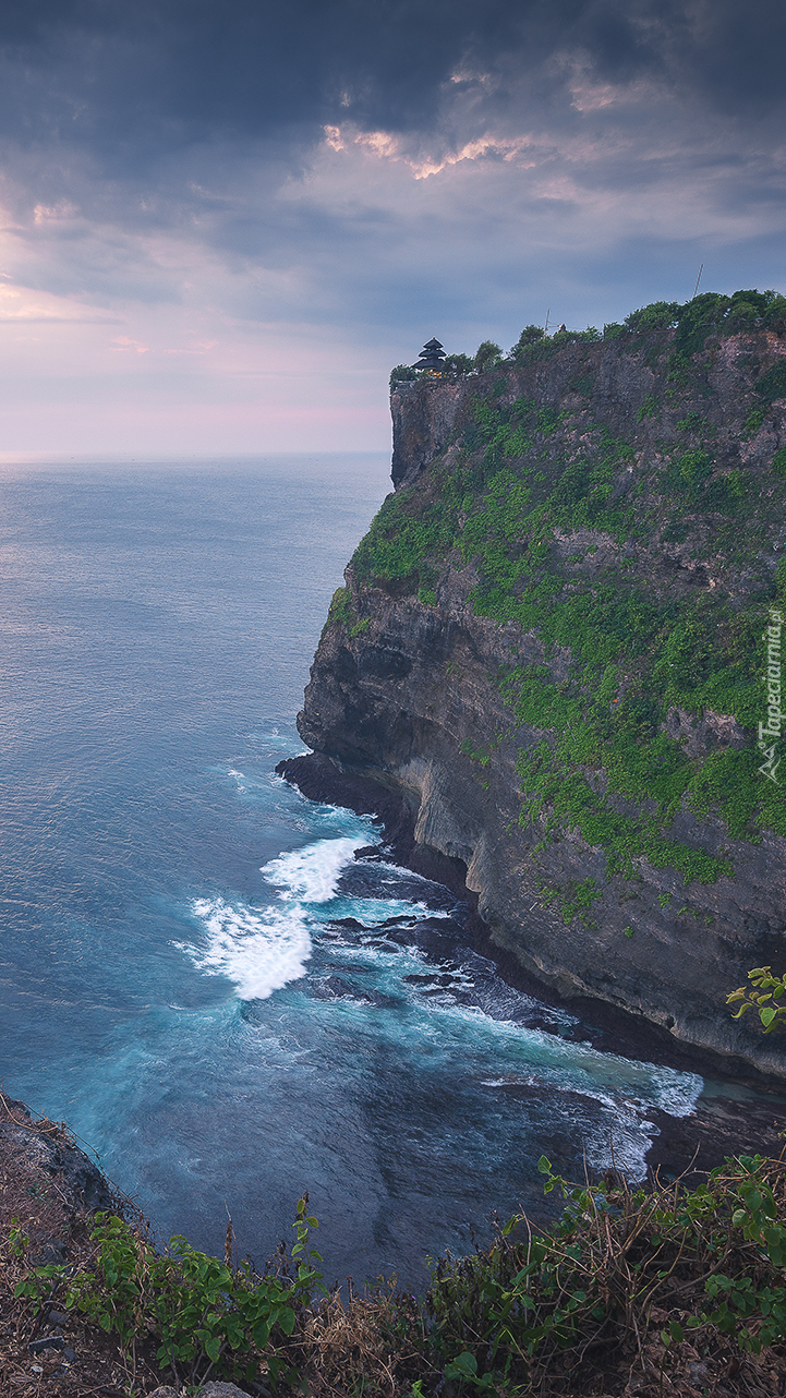 Morze i skały