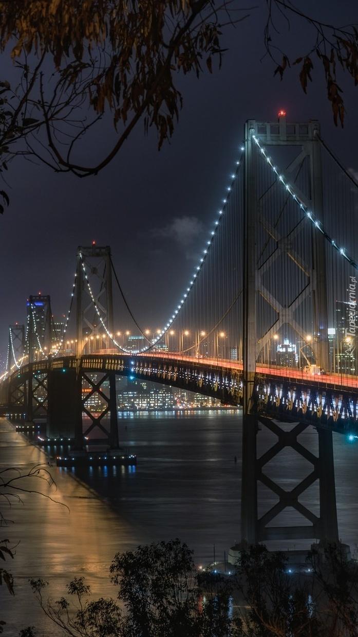 Most Bay Bridge w Kalifornii