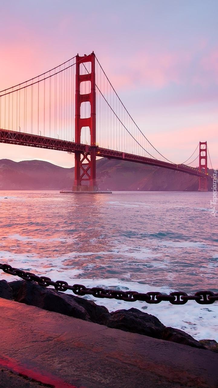 Most Golden Gate w Stanach Zjednoczonych
