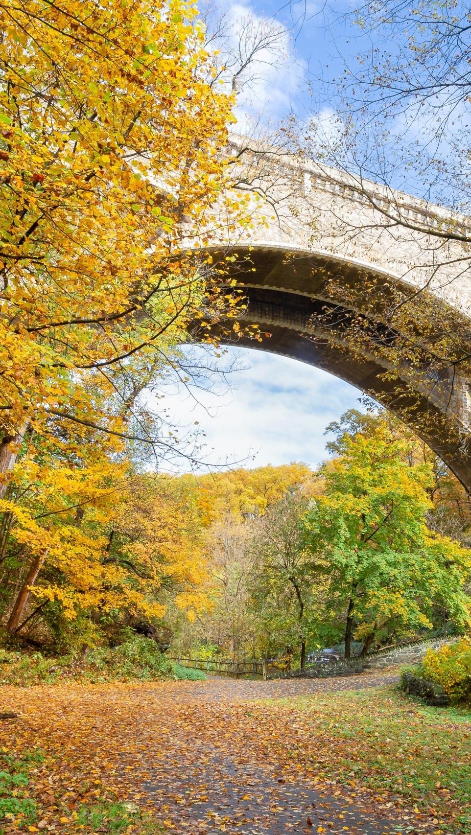 Most Henry Avenue Bridge w Filadelfii