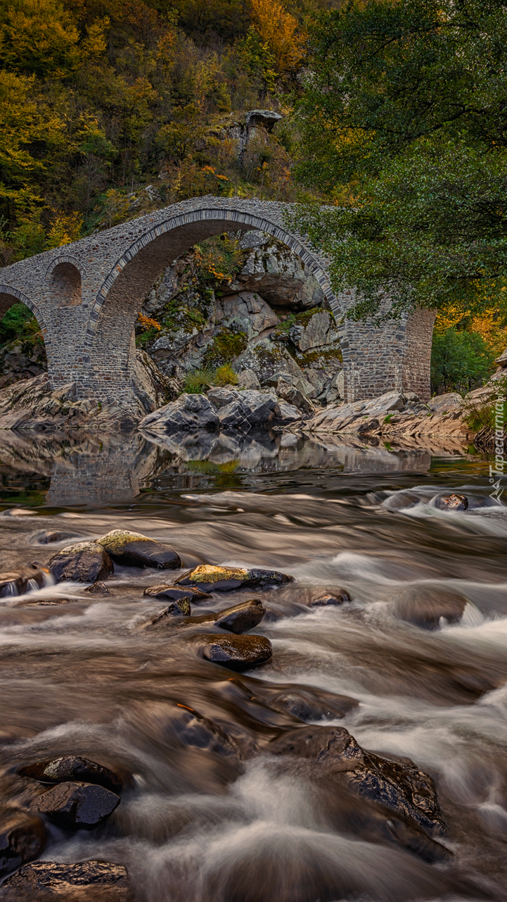 Most nad rzeką Arda