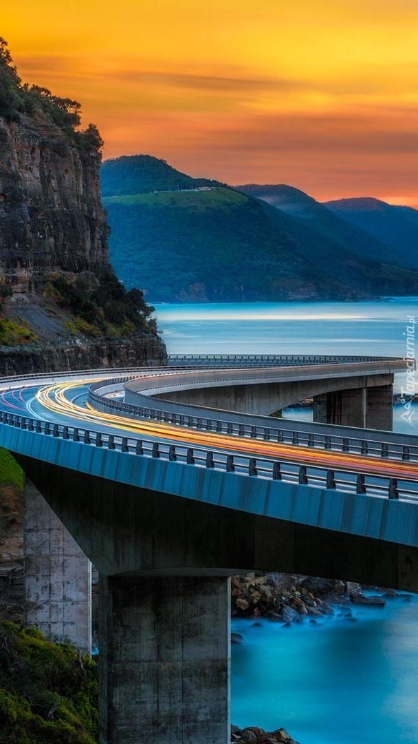 Most Sea Cliff Bridge
