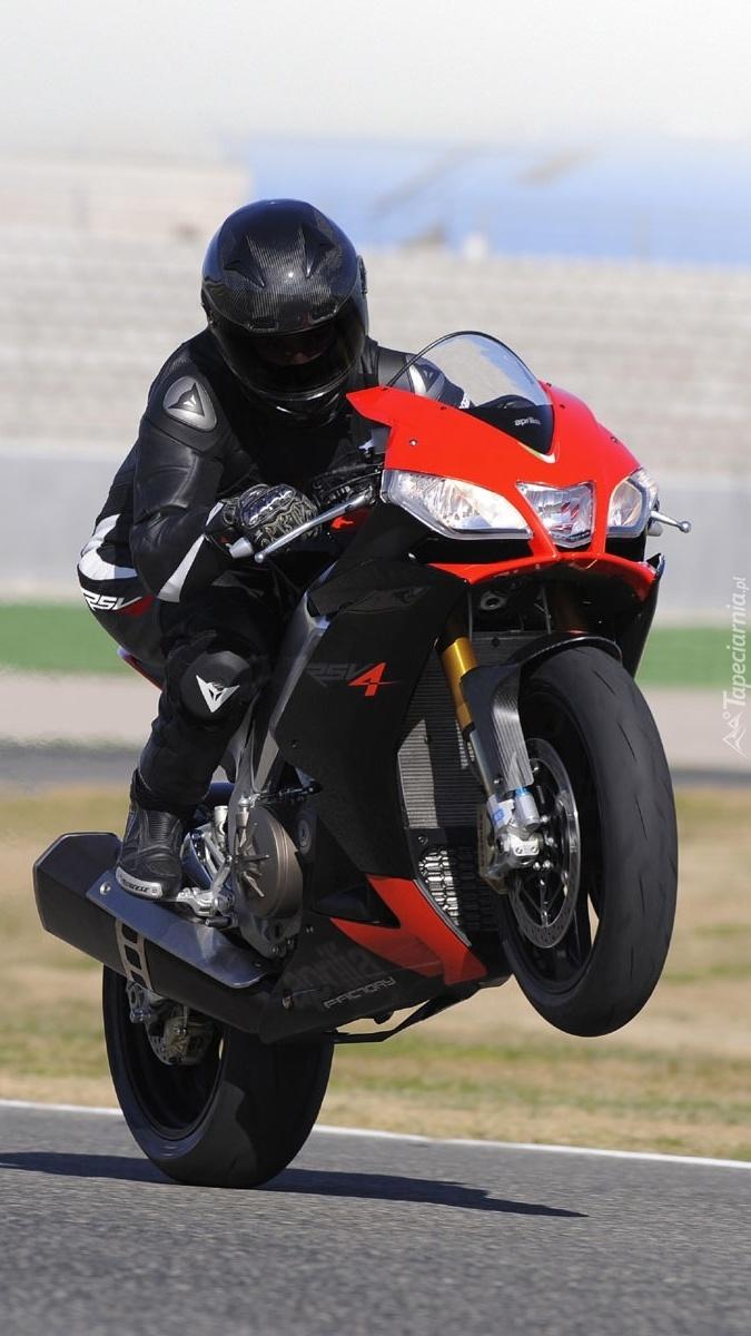 Motocykl Aprilia RSV4